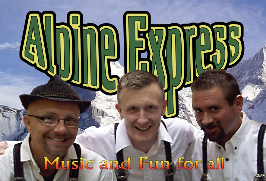 Alpine Express - German Band - Indianapolis, IN