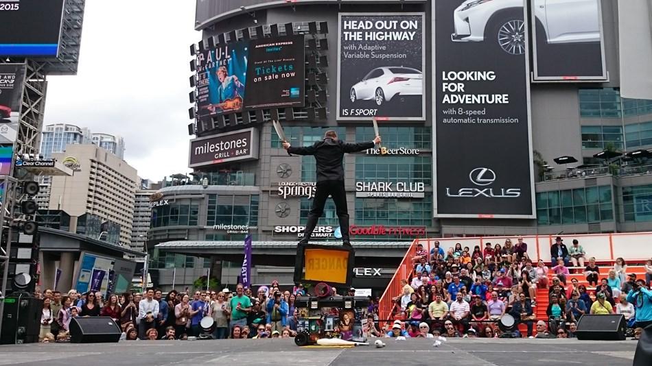 Nathaniel Rankin - Canadian Champion of Magic - Magician