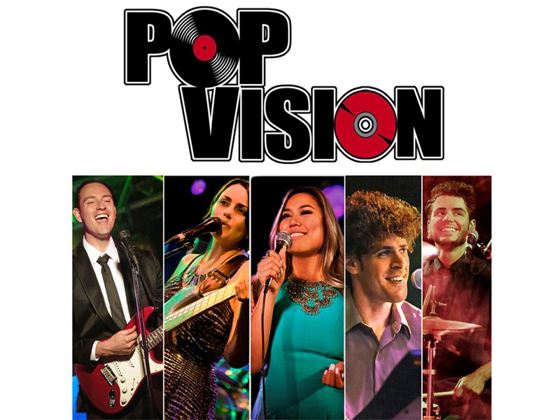 Pop Vision - Cover Band - Los Angeles, CA