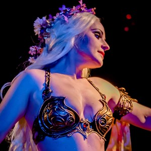 Tyrrell Costumed Character | Belly Dance and Party Entertainment by Amber