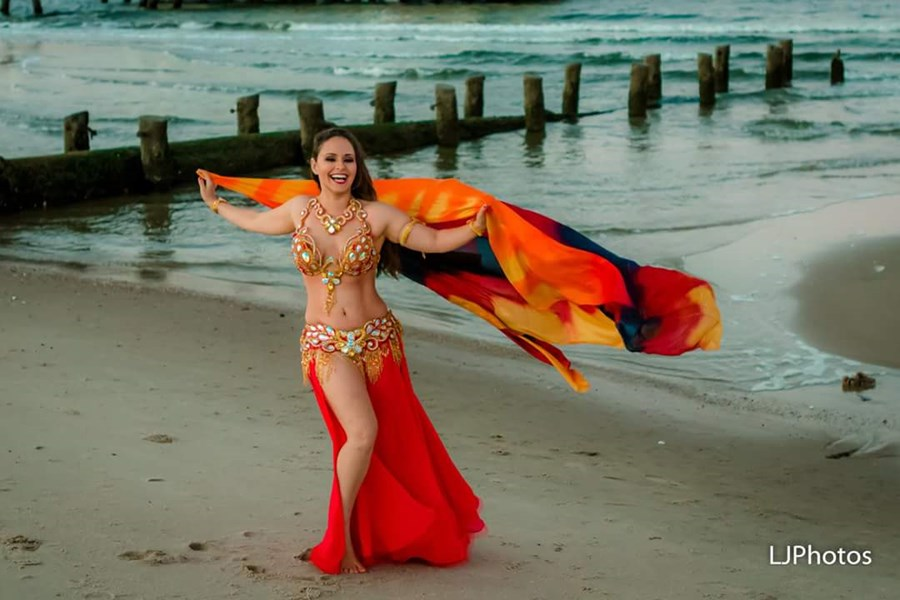 Belly Dance and Party Entertainment by Amber - Belly Dancer - Chesapeake, VA