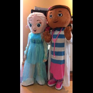 Alexandria Costumed Character | Patsyland Kidz Fun & Entertainment