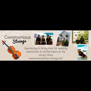 Cherry Hill Classical Trio | Jersey Shore- Ceremonious Strings