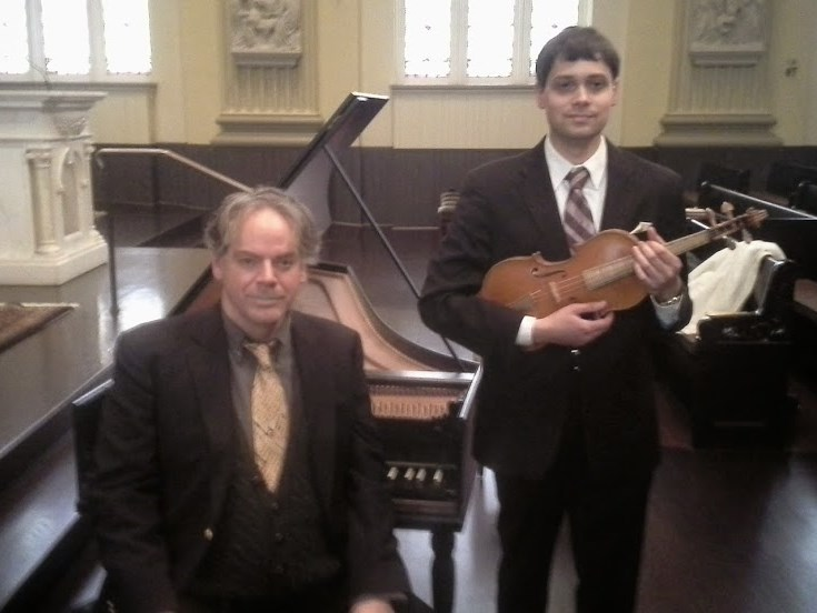 Charm City Baroque - Classical Duo - Alexandria, VA