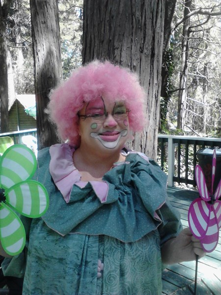 PinWheel the Party Clown - Clown - Crestline, CA