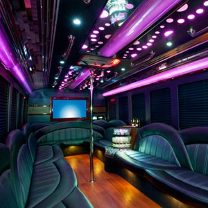 Attica Party Bus | LimoXpress