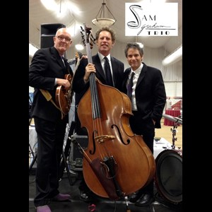 Santa Barbara Jazz Duo | Sam Graham Trio