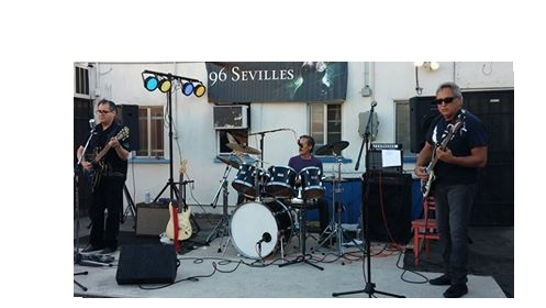 96 Sevilles - 80s Band - Long Beach, CA