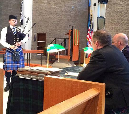 Kevin McLean - Bagpipes - Bagpiper - Maple Ridge, BC