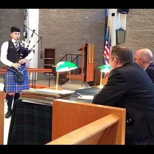 Mill Creek Bagpiper | Kevin McLean - Bagpipes