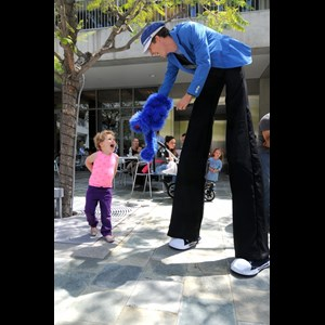 North Las Vegas Puppeteer | Captain Tall Tale