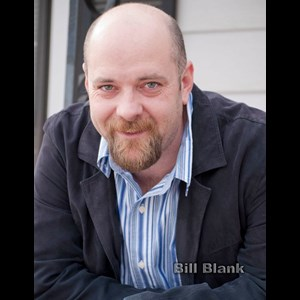 Albert City Emcee | Bill Blank