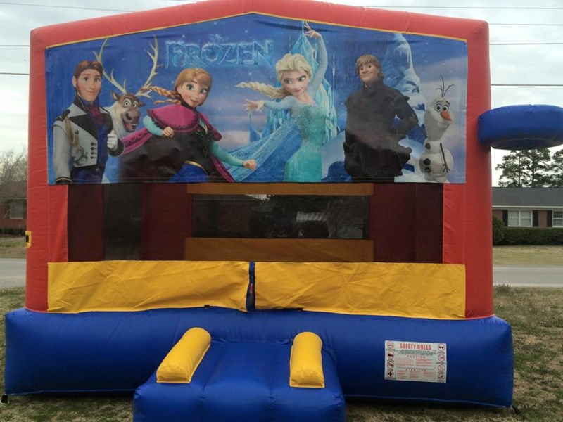 4 Monkeys Party Rentals - Bounce House - Chapin, SC