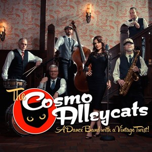 Pebble Beach 50s Band | The Cosmo Alleycats - Vintage Dance Band