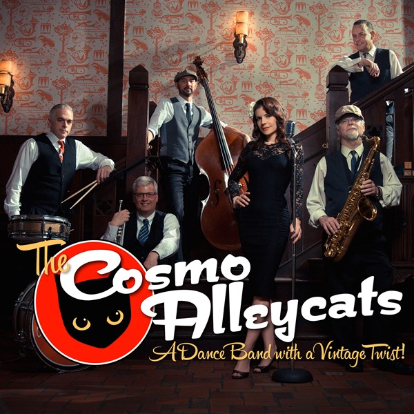 The Cosmo Alleycats - Vintage Dance Band - Jazz Band - Monterey, CA