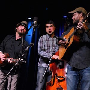 Tigerville Bluegrass Band | Crossroads String Band