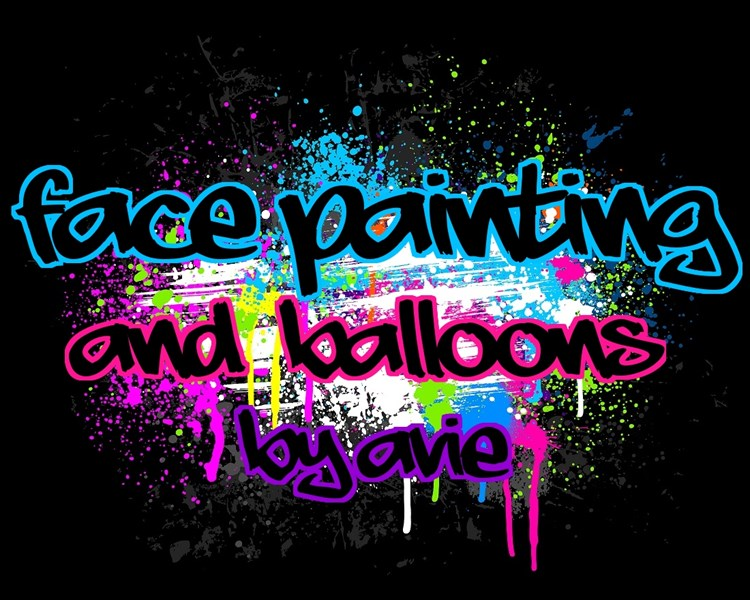 Colorful Faces & Balloons - Face Painter - Redlands, CA