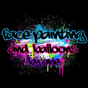 Palm Springs Face Painter | Colorful Faces & Balloons