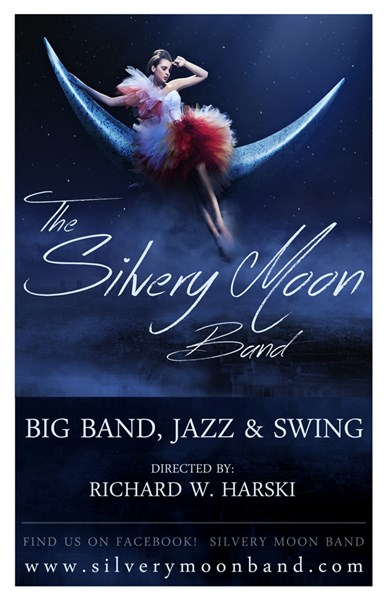 The Silvery Moon Band - Big Band - Huntsville, AL