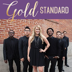 Stevenson Ranch Wedding Band | Gold Standard (Downbeat LA)