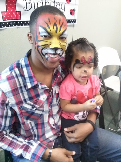 Cristal Clear Face Painting - Face Painter - Jacksonville, NC