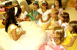 Perfect Princess Parties - Princess Party - Merritt Island, FL