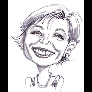 New Hampshire Caricaturist | Caricature Artist Ruth Monsell