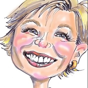 Oxford Caricaturist | Caricature Artist Ruth Monsell