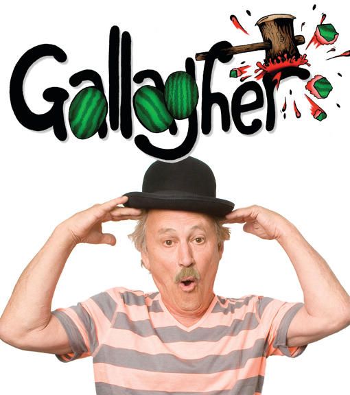 Gallagher - Comedian - Los Angeles, CA