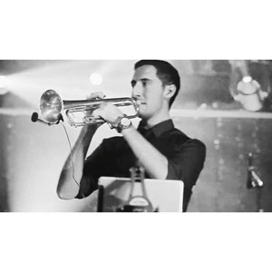 Palm Springs Trumpet Player | Evan Walsh