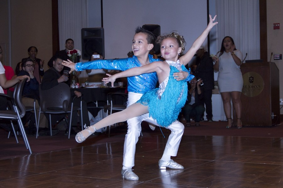 Beberly & Jerick (The Youngest Champions 7 & 9) - Salsa Dancer - New York City, NY