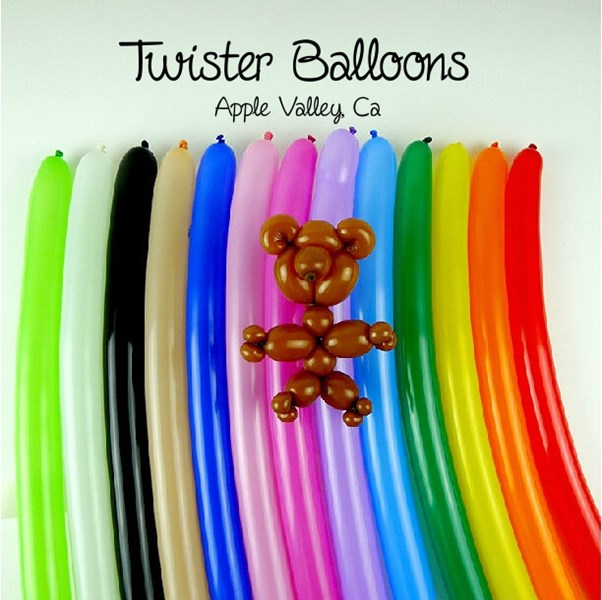 Twister Balloons - Balloon Twister - Apple Valley, CA