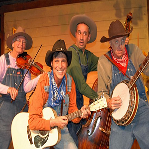 Krazy Kirk and the Hillbillies - Bluegrass Band - Anaheim, CA