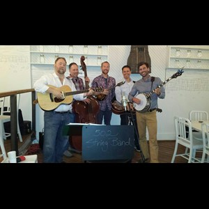 Quincy Bluegrass Band | 502 Stringband