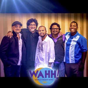 WAHH! World Fusion Band - World Music Band - Tampa, FL