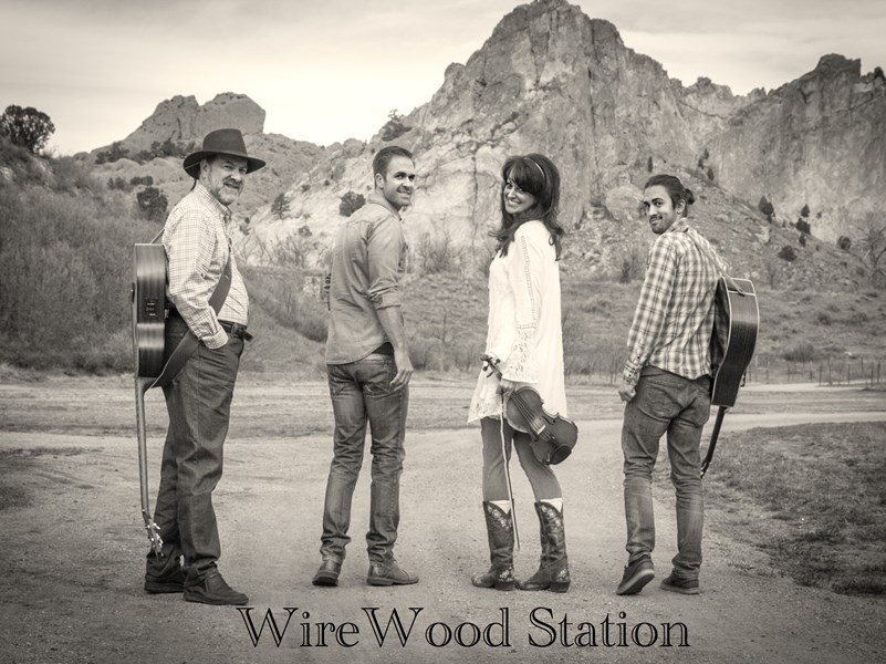 WireWood Station - Acoustic Band - Colorado Springs, CO