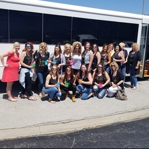 Grovertown Funeral Limo | Millennium Chicago Limousine / party bus