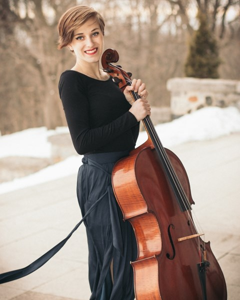 Kendra Grittani Freelance Cellist - Cellist - Toronto, ON