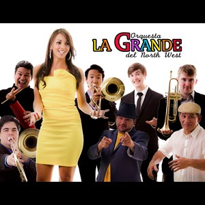 Seattle Latin Band | La Grande del North West