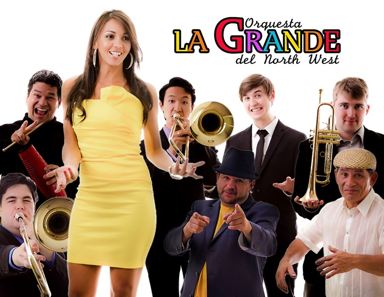 La Grande del North West - Latin Band - Seattle, WA