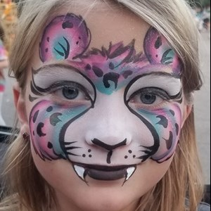 Mason, OH Face Painter | Tabitha's Event Services