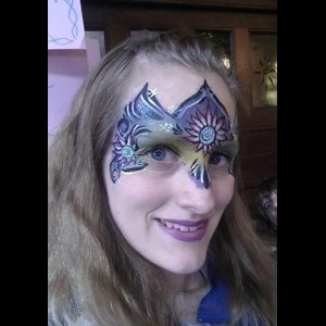 Elliottville Face Painter | Tabitha's Event Services