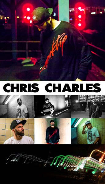 CHRIS CHARLES - DJ - New York City, NY