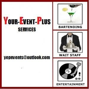 Ontario Bartender | YOUR-EVENT-PLUS