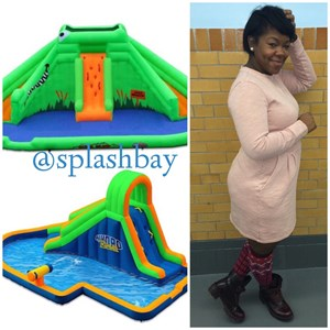 Pine Beach Bounce House | Splash Bay Rentals
