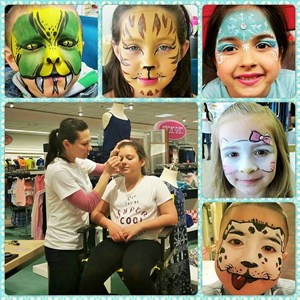West Granby Face Painter | Fun face painting