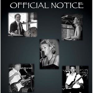 Valley Cover Band | Official Notice