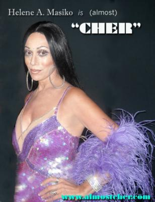 Cher Impersonator - Helene Masiko Is (almost) Cher | Woodbury, NJ | Cher Impersonator | Photo #15
