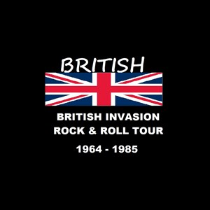 Henderson Rock Band | BRITISH  (British Invasion Rock & Roll Show)