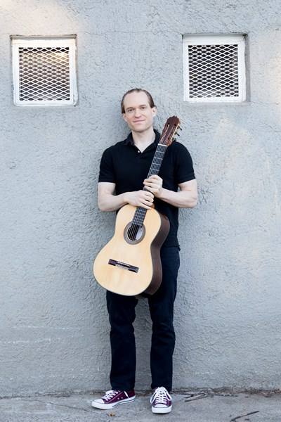 Joe Hartnett - Classical Guitarist - Nashua, NH